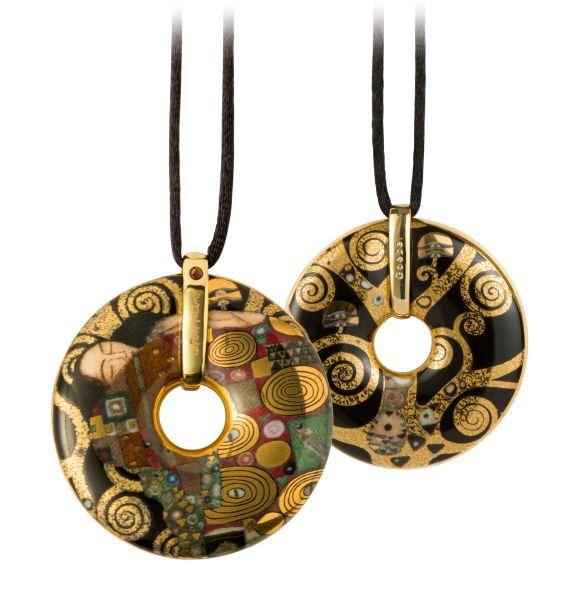 Produktbild von Die Erfüllung - Kette Artis Orbis Gustav Klimt