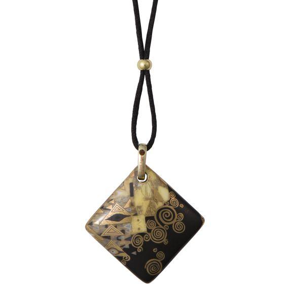 Produktbild von Adele Bloch-Bauer - Kette eckig Artis Orbis Gustav Klimt