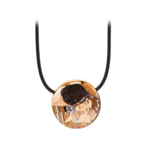 Produktbild von Der Kuss - Kette Fine Bone China Artis Orbis Gustav Klimt