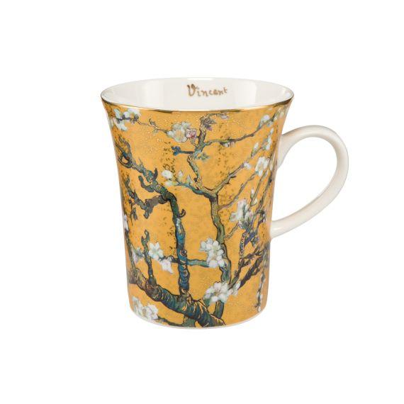 Produktbild von Mandelbaum Gold - Künstlerbecher Artis Orbis Vincent van Gogh