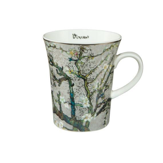 Produktbild von Mandelbaum Silber - Künstlerbecher Artis Orbis Vincent van Gogh