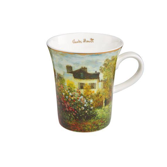 Produktbild von Das Künstlerhaus - Künstlerbecher Artis Orbis Claude Monet