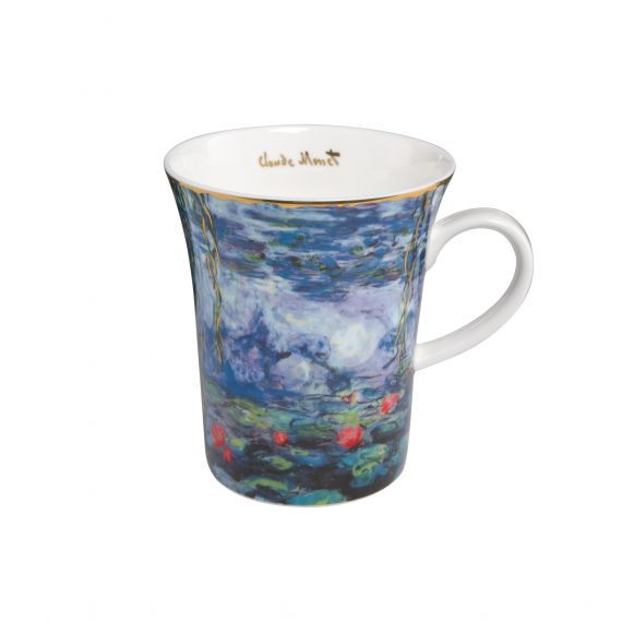 Produktbild von Seerosen mit Weide - Künstlerbecher Artis Orbis Claude Monet