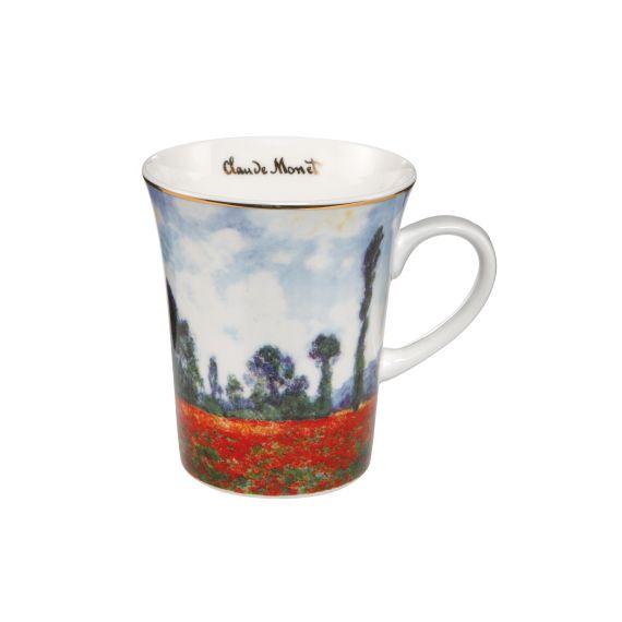Produktbild von Mohnfeld – Becher Artis Orbis Claude Monet