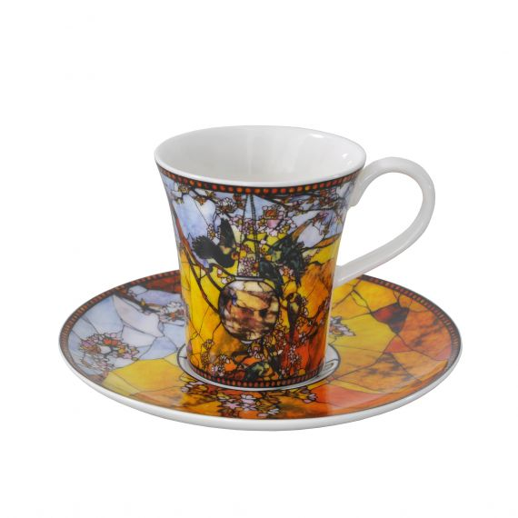 Produktbild von Sittiche - Espressotasse Artis Orbis Louis Comfort Tiffany