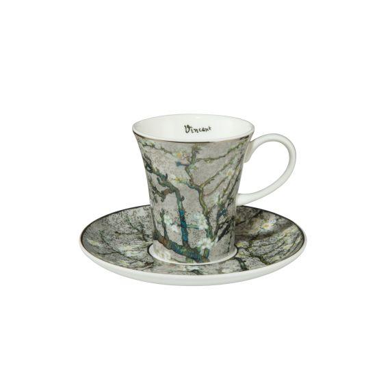 Produktbild von Mandelbaum Silber - Espressotasse Artis Orbis Vincent van Gogh