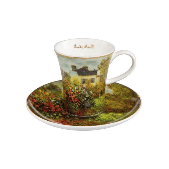 Produktbild von Das Künstlerhaus - Espressotasse Artis Orbis Claude Monet