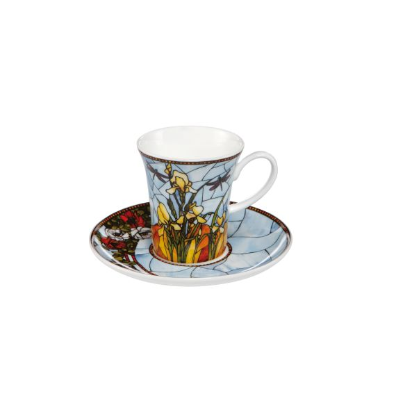 Produktbild von Iris - Espressotasse Artis Orbis Louis Comfort Tiffany