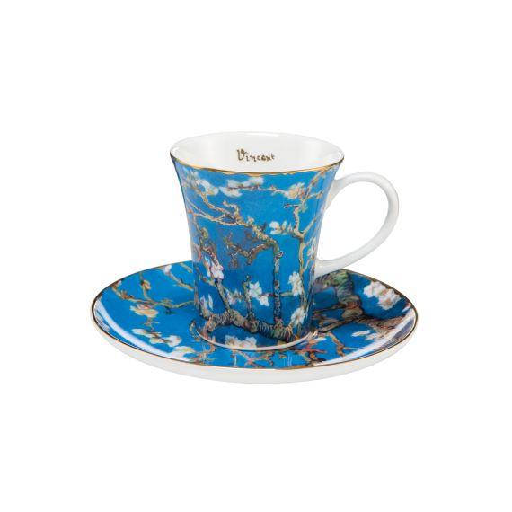Produktbild von Mandelbaum - Espressotasse 8 cm 0,10 l Artis Orbis Vincent van Gogh