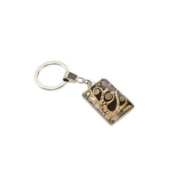 Produktbild von Der Lebensbaum - Schlüsselanhänger Artis Orbis Gustav Klimt