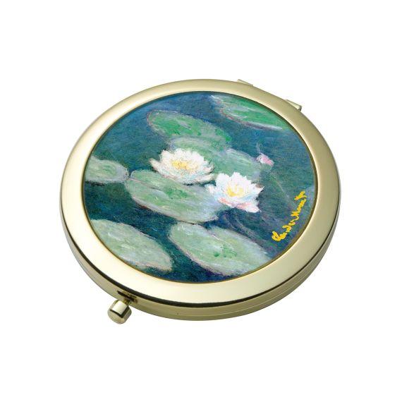 Produktbild von Seerosen am Abend - Taschenspiegel Artis Orbis Claude Monet