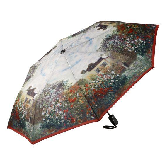 Produktbild von Das Künstlerhaus - Taschenschirm Artis Orbis Claude Monet
