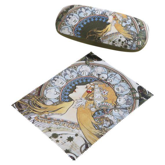 Produktbild von Sternzeichen - Brillenetui Artis Orbis Alphonse Mucha