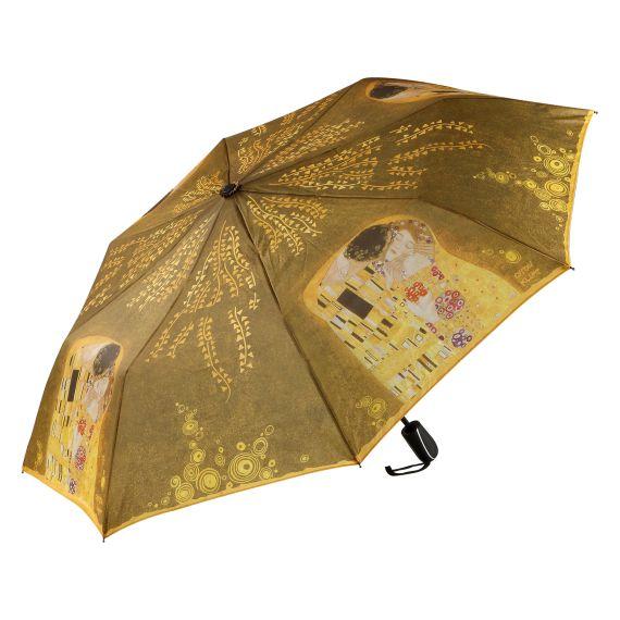 Produktbild von Der Kuss - Taschenschirm 24 cm Artis Orbis Gustav Klimt