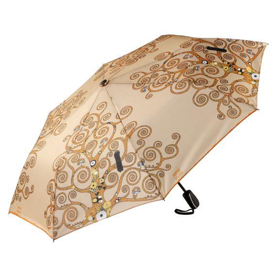 Produktbild von Der Lebensbaum - Taschenschirm 24 cm Artis Orbis Gustav Klimt