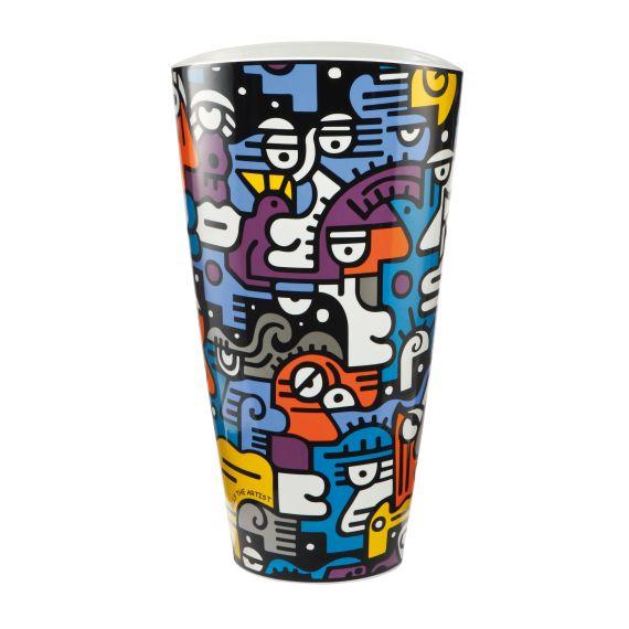 Produktbild von Casual Conversation - Vase Pop Art Billy the Artist