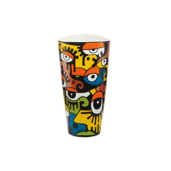 Produktbild von Looking into the Future - Vase Pop Art Billy the Artist