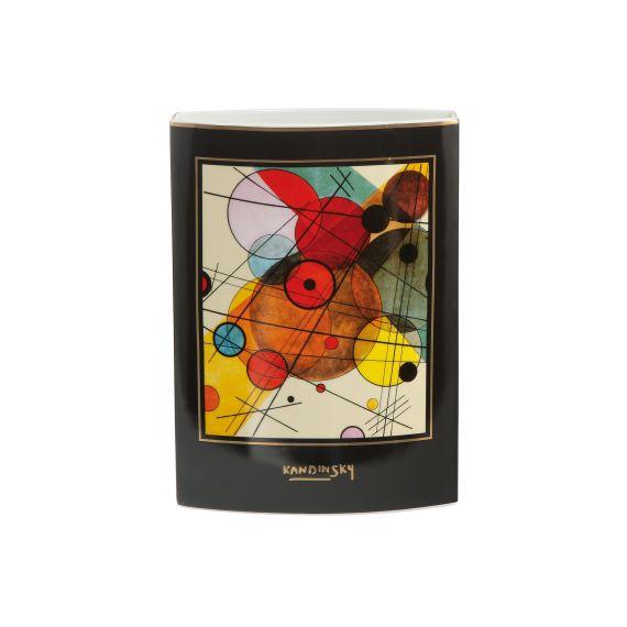 Produktbild von Kreise im Kreis - Vase Artis Orbis Wassily Kandinsky
