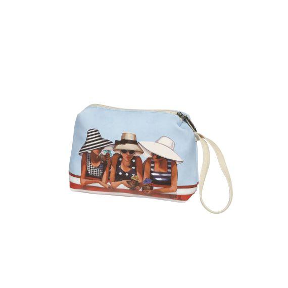 Produktbild von Beach Girls - Kosmetiktasche Artis Orbis Trish Biddle