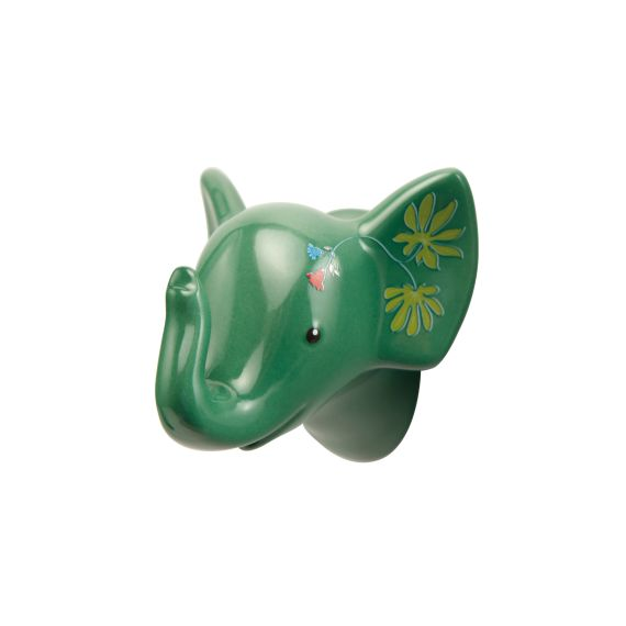 Produktbild von Jungle - Haken grün 6,5 cm Elephant