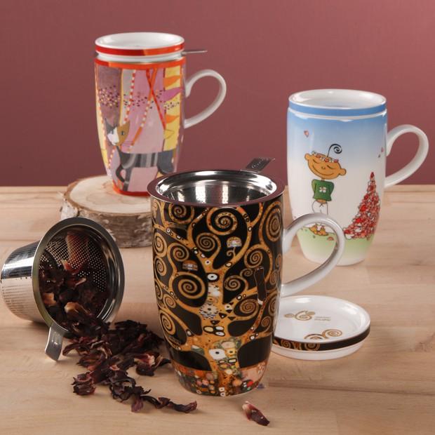 Kaffee, Tee und Kunst