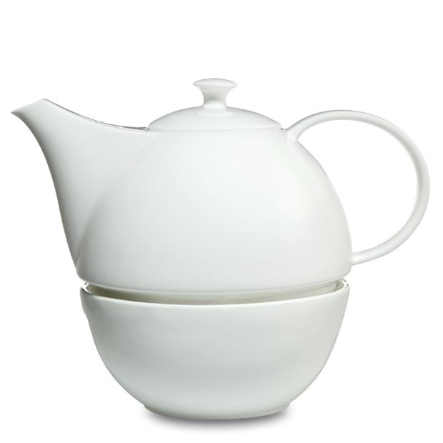 Tassen und Teller