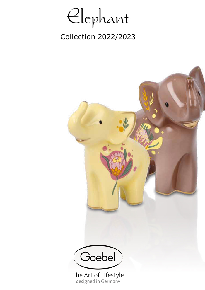 Goebel Katalog Elephant 2020