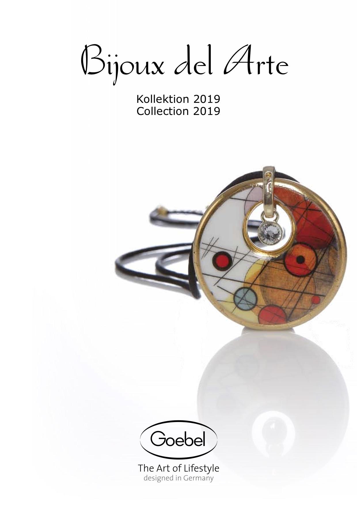 Goebel Katalog Bijoux del arte
