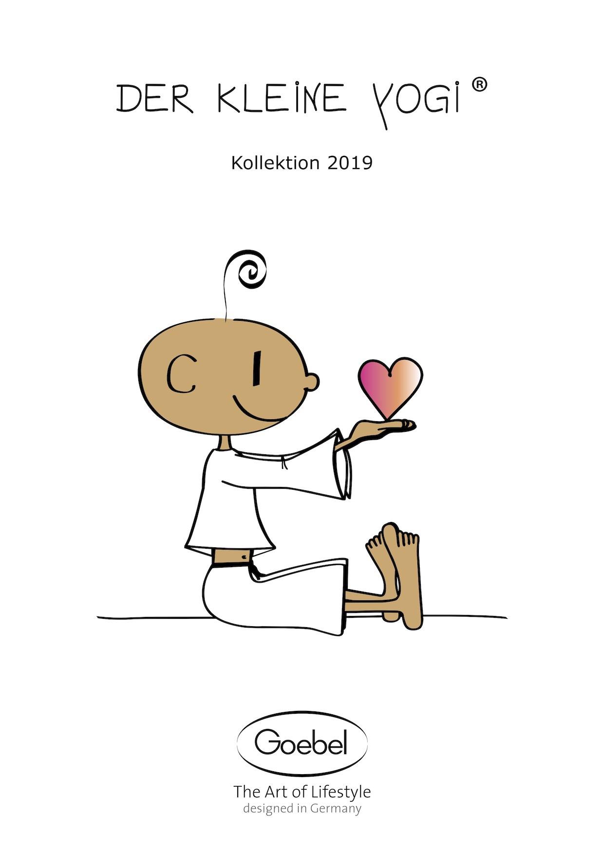 Goebel Katalog Der Kleine Yogi
