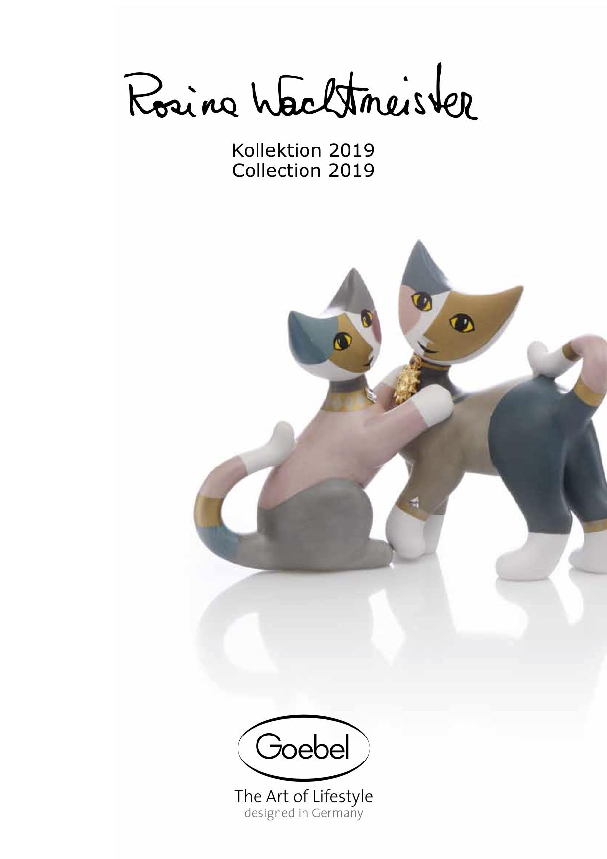 Goebel Katalog Rosina Wachtmeister