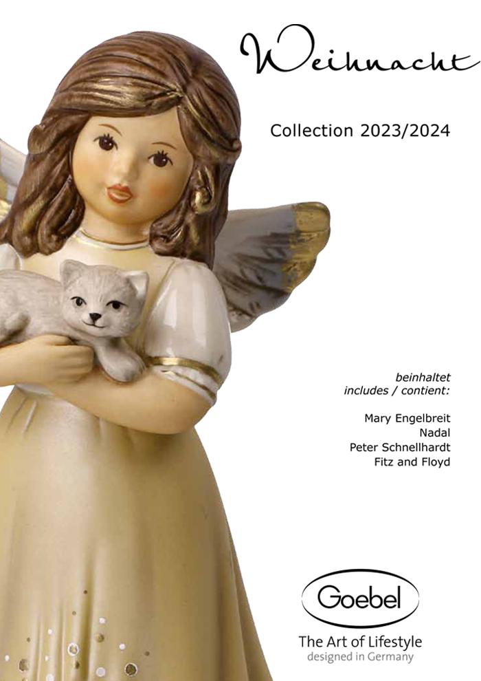 Goebel Katalog Weihnachten