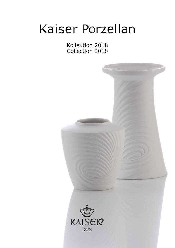 Goebel Katalog Kaiser Porzellan