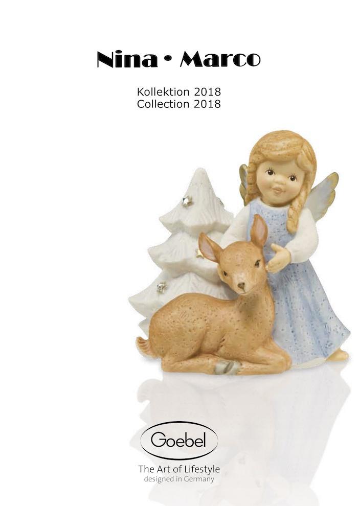 Goebel Katalog Nina & Marco
