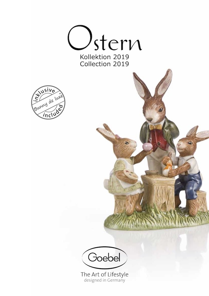 Goebel Katalog Ostern