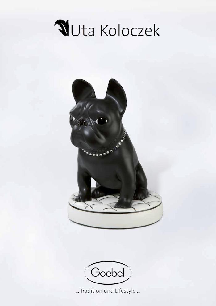 Goebel Katalog Uta Koloczek –Special Dogs